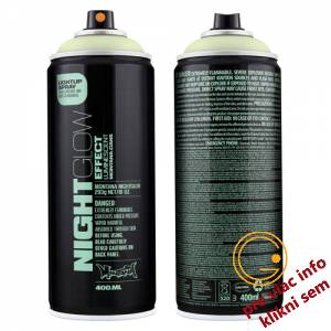 Montana Nightglow fluorescent 400 ml spray